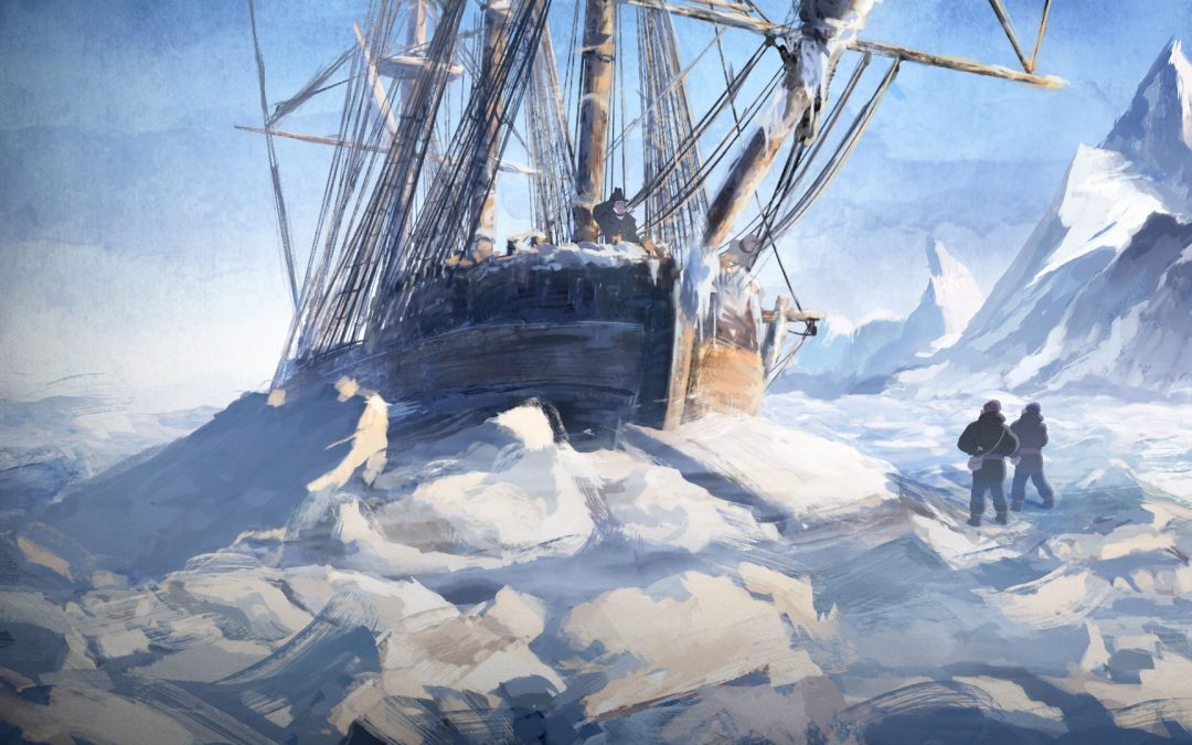 Journey Into The Arctic: A Canadian Heritage Interactive Animatic