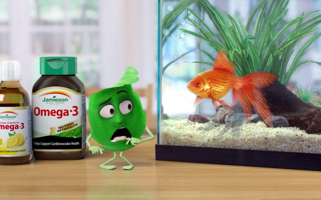 """Jamieson Omega """"Aquarium"""""""