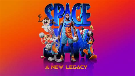 Space Jam: A New Legacy is out today